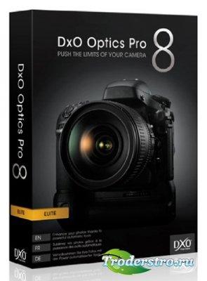 DxO Optics Pro 8.1.3 Build 218 Elite (x86/x64)