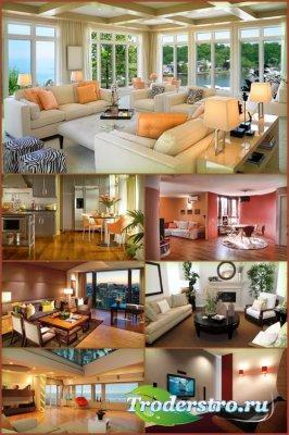 Обои - Дизайн интерьера комнат