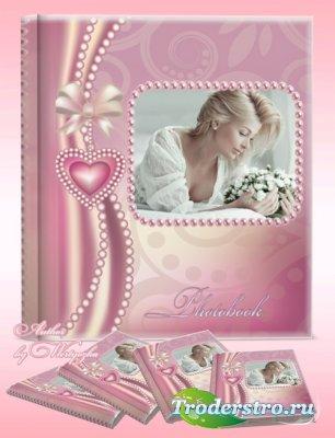 Фотокнига для оформления свадебных и романтичных фото - Открой для любви св ...