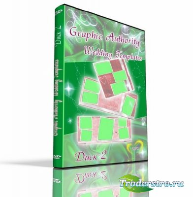 Graphic Authority: Wedding Templates Vol.2 - 2 DVD