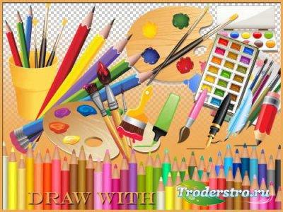 Творческий скрап-набор - Рисуйте