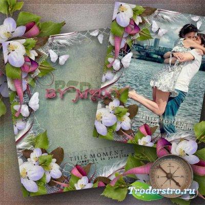 Романтическая рамка - То, что в сердце навсегда