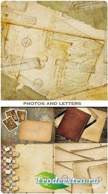 Старые фотографии и письма