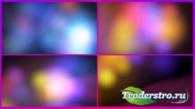 Футаж - Переливание света