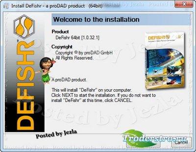 "proDAD Defishr - Коррекция эффекта ""Рыбий глаз""  (v1.0.32.1)"
