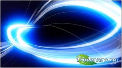 Футаж высокого качества - Поток света