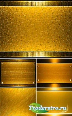 Золотые таблички (фоны HQ)
