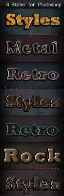 Стили для Дизайна – Ретро стиль