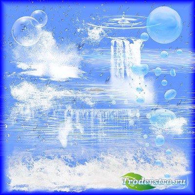 Клипарт - Вода