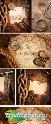 Фоны - Карты путешественника