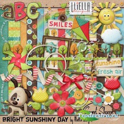 Скрап-набор - День солнечного света