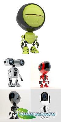 Клипарт - Роботы