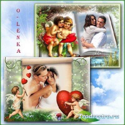 Фоторамки - День святого Валентина