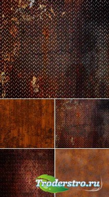 Коррозия металла (набор текстур)