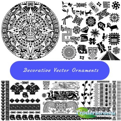 Clipart design elements