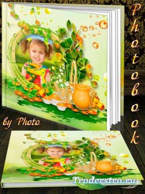 Детская фотокнига - Наше лето