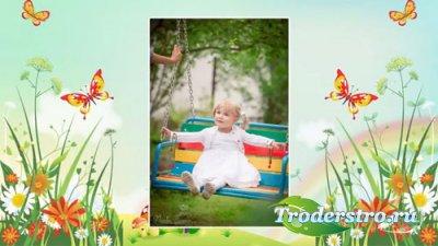 Детский проект для ProShow Producer - День Рождения