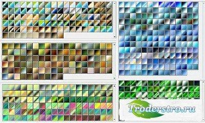 Градиенты для фотошопа - Пейзажные