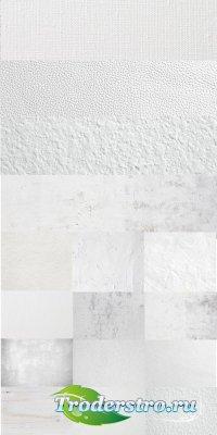 Сборник светлых текстур - растровый клипарт