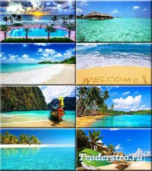 Сборник обоев - Красивые пляжи #244