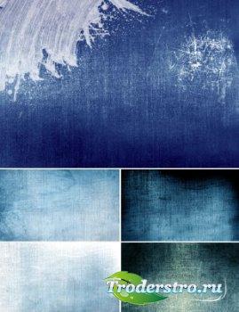 Синий гранж