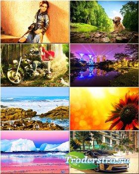 Красочные обои - Сборник на разные темы #187
