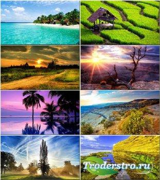 Сборник обоев - Живописная красота природы #194