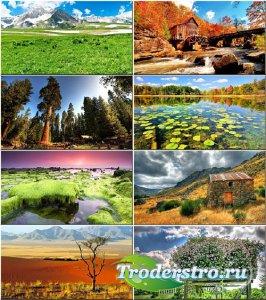 Подборка обоев - Благовидная красота природы #73