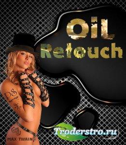 Мастер-класс photoshop Oil Retouch