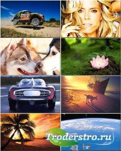 Подборка обоев - Коллекция на разные темы #273