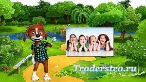 Детский проект для ProShow Producer - Танцы 1