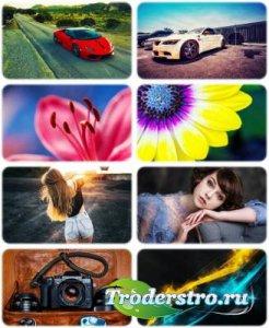 Класснаяподборка ярких и красочных фотообоев 49
