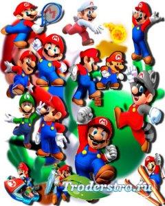 Png Клипарты - Супер Марио