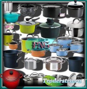 Клипарты для рамок - Кухонная посуда