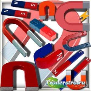 Качественные клипарты - Стандартные магниты