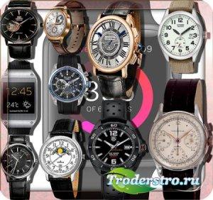 Растровые клипарты - Наручные часы