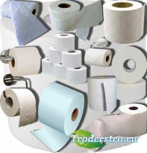 Png прозрачный фон - Туалетная бумага