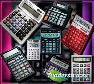 Png прозрачный фон - Электронные калькуляторы