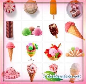 Png без фона - Сорта мороженного