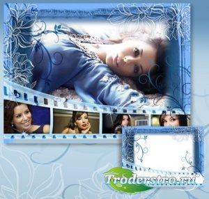 Рамка для фото - Романтические кадры